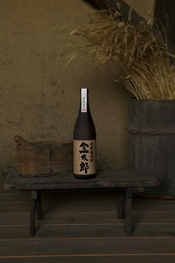 焙煎麦焼酎 金太郎(きんたろう)